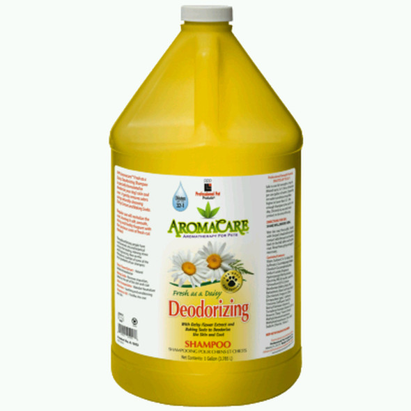 AromaCare Deodorizing Daisy Dog & Puppy Shampoo Gallon