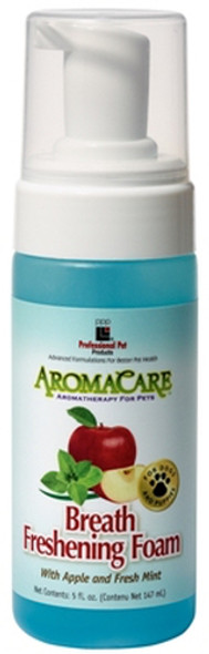 AromaCare Foaming Breath Freshener for Dogs & Puppies, 5 oz