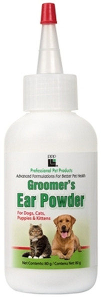 Professional Pet Products Ear Powder, 80 Grams