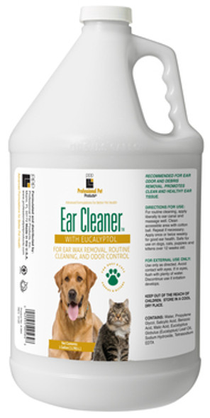 PPP Dog Ear Cleaner Gallon Size