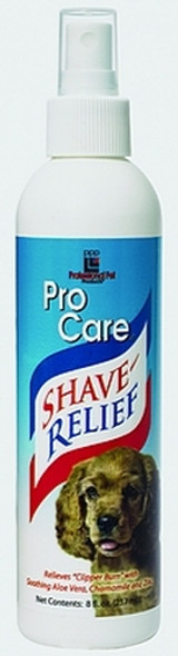 Professional Pet Products Procare Shave-Relief for Dogs, 8 oz