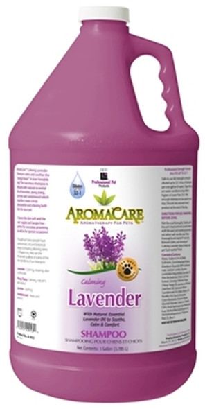 AromaCare Calming Lavender Dog Shampoo Gallon