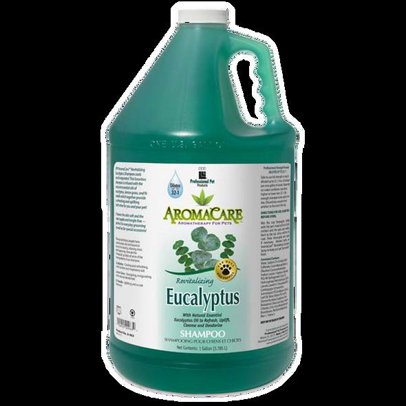 AromaCare Eucalyptus Dog Shampoo Gallon