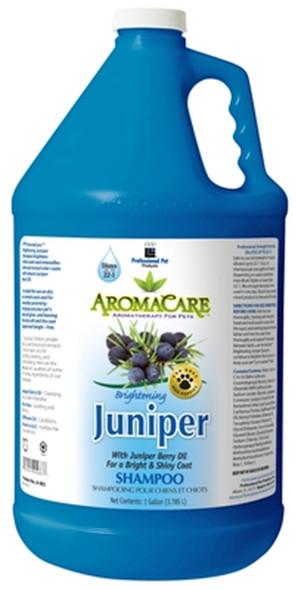 AromaCare Brightening Juniper Dog Shampoo Gallon