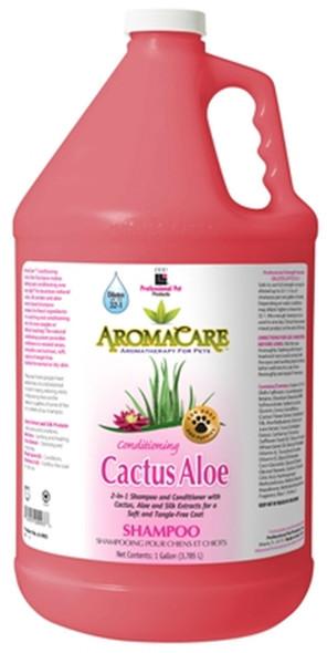 AromaCare Conditioning Cactus Aloe Dog Shampoo Gallon