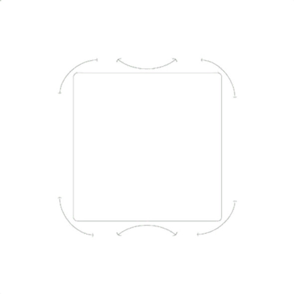 Pet Paint Stencil Masking Shield