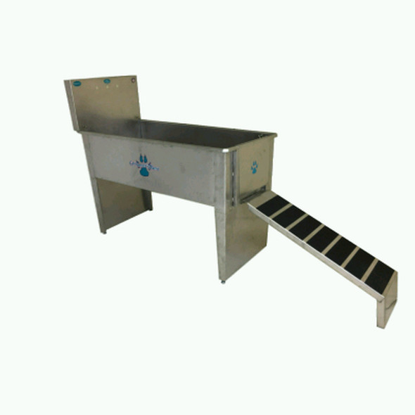 "Groomer's Best In-Line Tub 24"" x 58"""