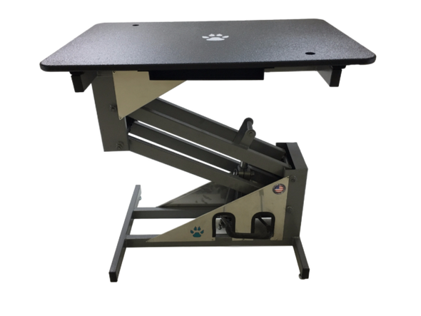 "Groomer's Best Hydraulic Grooming Table 36"" x 24"""