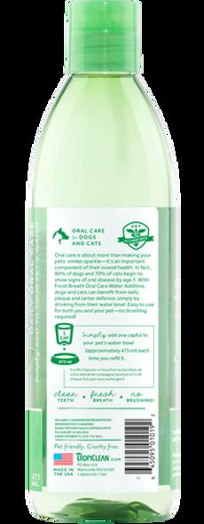 Fresh Breath Oral Care Water Additive, 16 oz