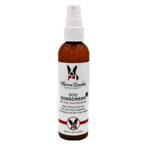 Warren London Sunscreen with Aloe Moisturizer, 4 oz