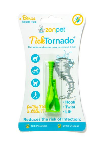 ZenPet Tick Tornado - 2 Pack
