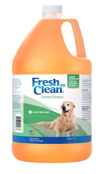 Fresh 'N Clean Classic Fresh Scent Shampoo, Gallon, RTU