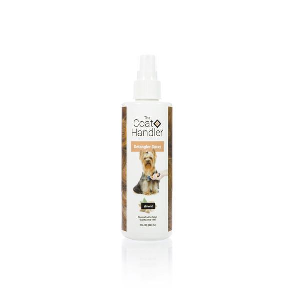 The Coat Handler Detangler Spray for Dogs, 8 oz