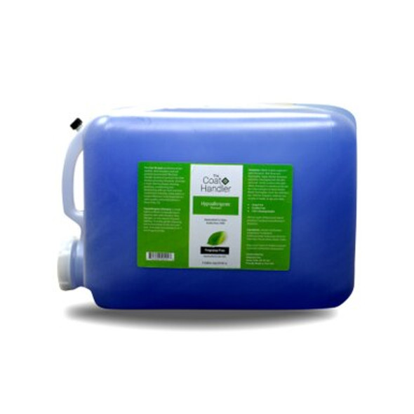 The Coat Handler Hypoallergenic Dog Shampoo, 5 Gallon Jug