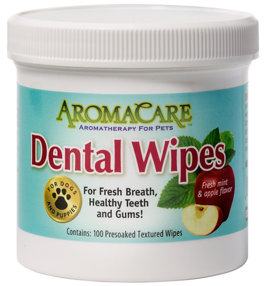Aroma Care Dental Wipes