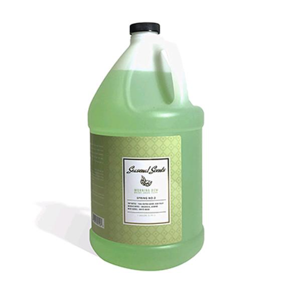 Seasonal Scents Morning Dew Shampoo Gallon