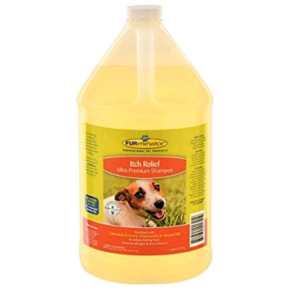 Furminator Itch Relief Shampoo Gallon