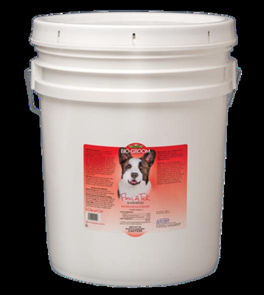 Bio-Groom Flea & Tick Conditioning Dog & Cat Shampoo, 5 Gallons