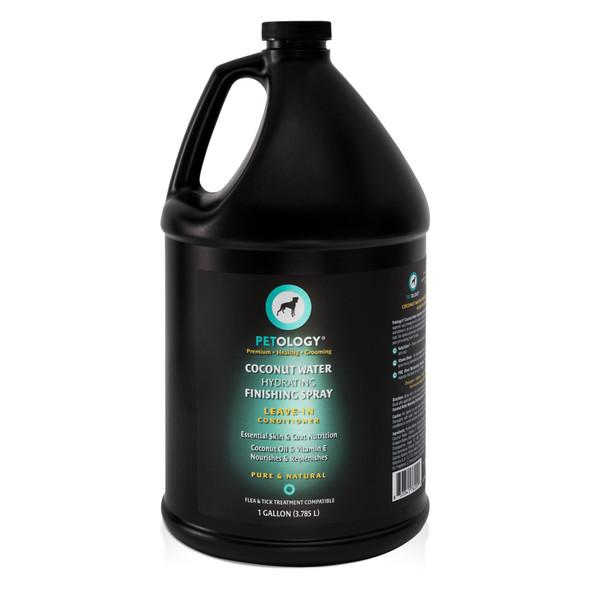Petology Coconut Water Hydrating Finishing Spray Gallon