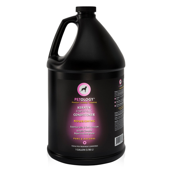Petology Keratin Fortifying Conditioner Gallon