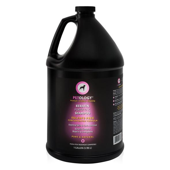 Petology Keratin Fortifying Shampoo Gallon