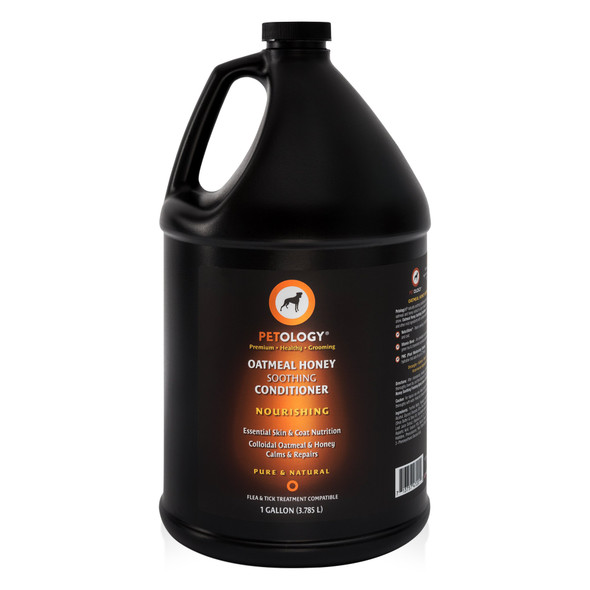 Petology Oatmeal Honey Soothing Conditioner Gallon