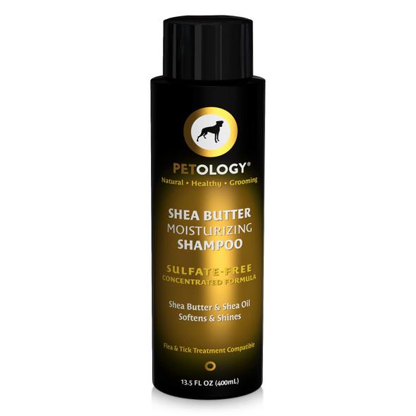 Petology Shea Butter Moisturizing Shampoo, 13.5 oz