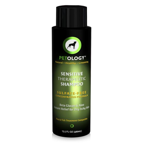 Petology Sensitive Therapeutic Shampoo, 13.5 oz