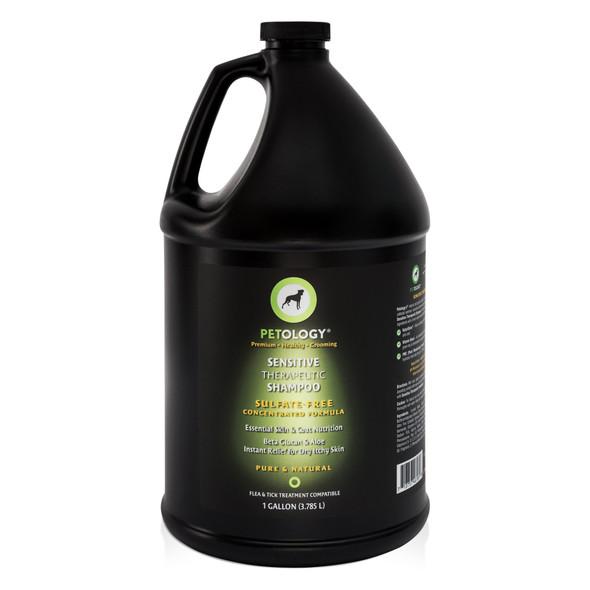 Petology Sensitive Therapeutic Shampoo Gallon