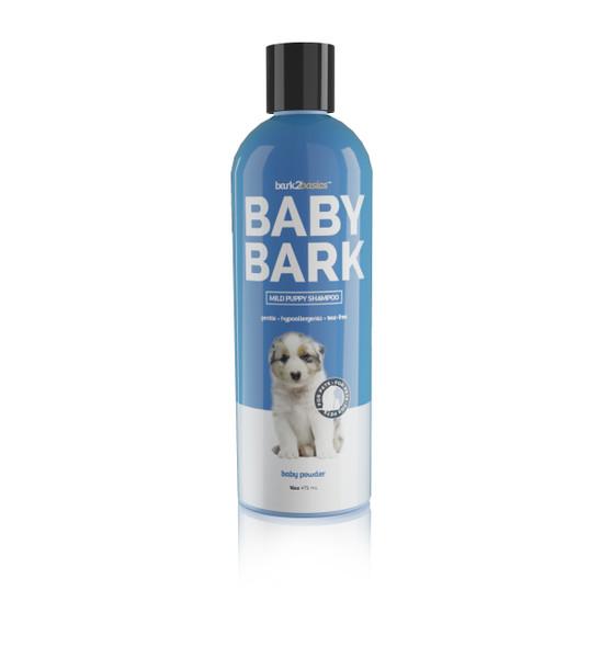 Bark2Basics Baby Bark puppy shampoo