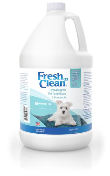 Fresh 'N Clean Hypoallergenic Conditioner, Gallon, 15:1