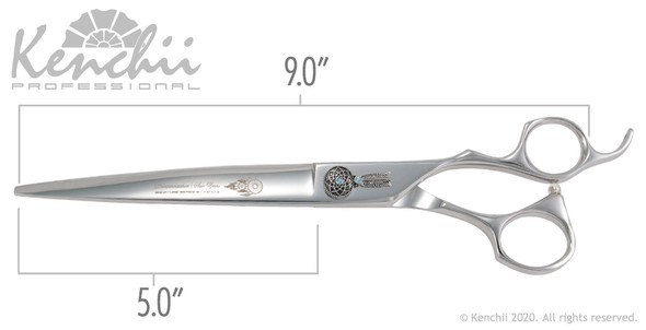 """Dreamcatcher™ by Sue Zecco 9.0"""" Grooming Shear"""
