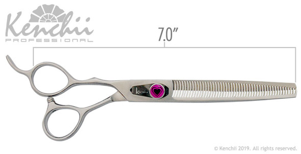 Kenchii Love Shears 46 Tooth Thinner
