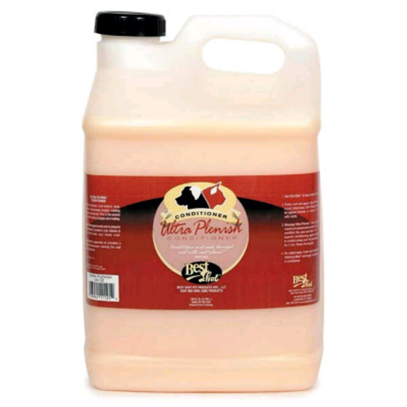 Best Shot Ultra Plenish Conditioner, 2.5 Gallons