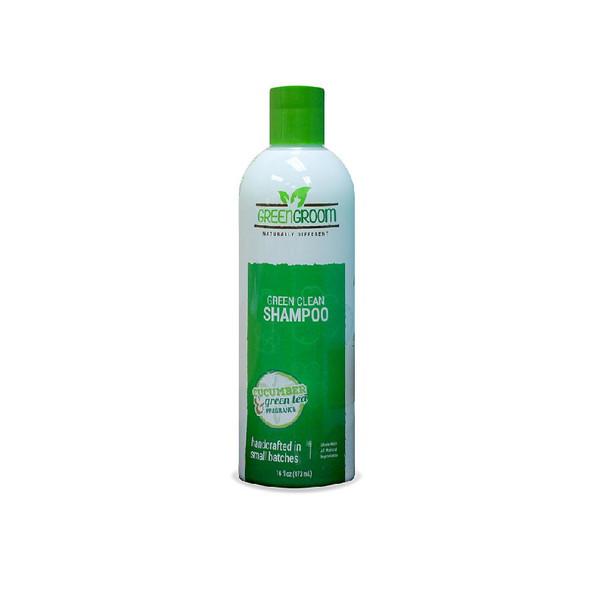 Green Groom Green Clean Shampoo 16 oz