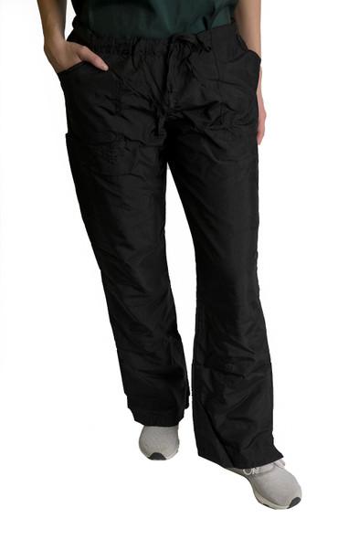 EZ Care Salon Pants - Black