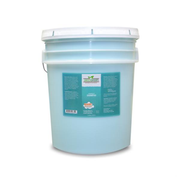 Green Groom DandRUFF Shampoo 5 Gallon Pail