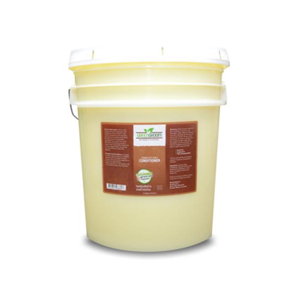 Green Groom Coat Conditioner 5 Gallon Pail