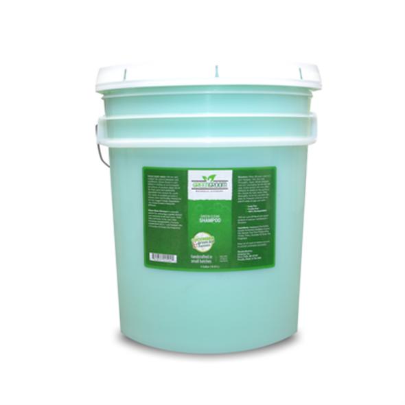 Green Groom Green Clean Shampoo 5 Gallon Pail