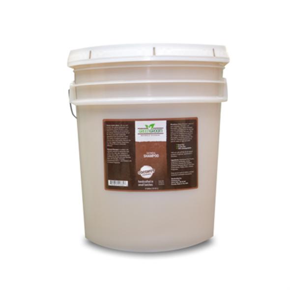 Green Groom Oatmeal Shampoo, 5 Gallon Pail