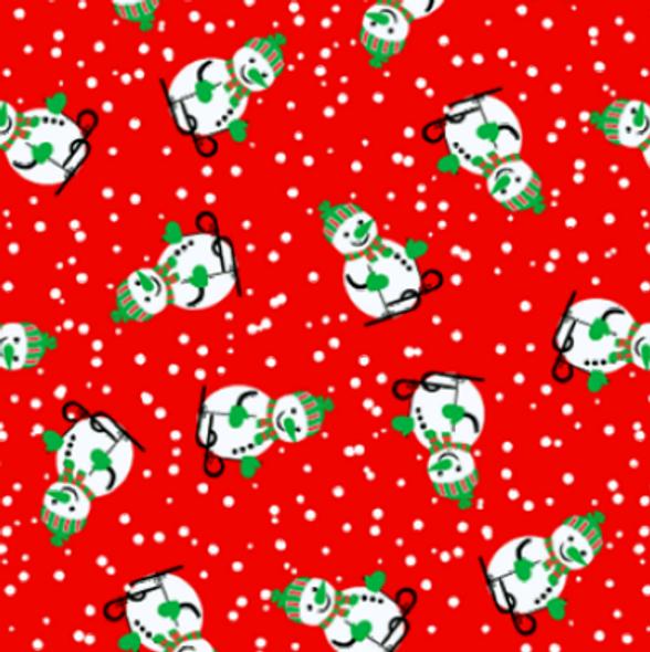 Bandana 36 Pack (Assorted Christmas Prints)