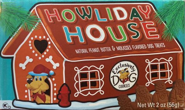 Howliday House Holiday Spiced Dog Treats