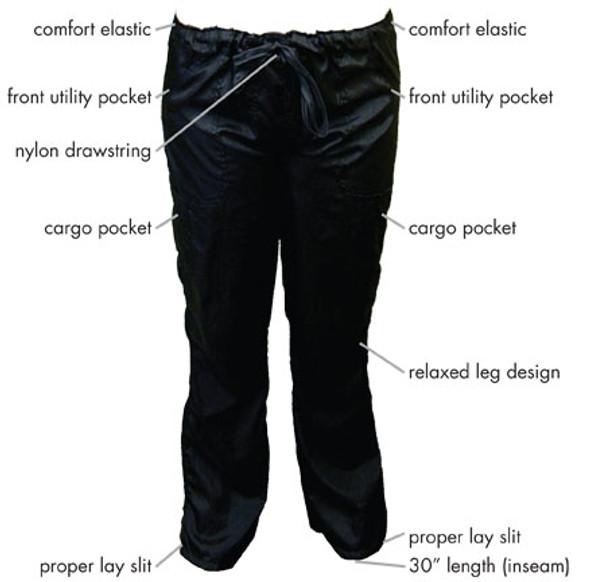 EZ Care Salon Pants