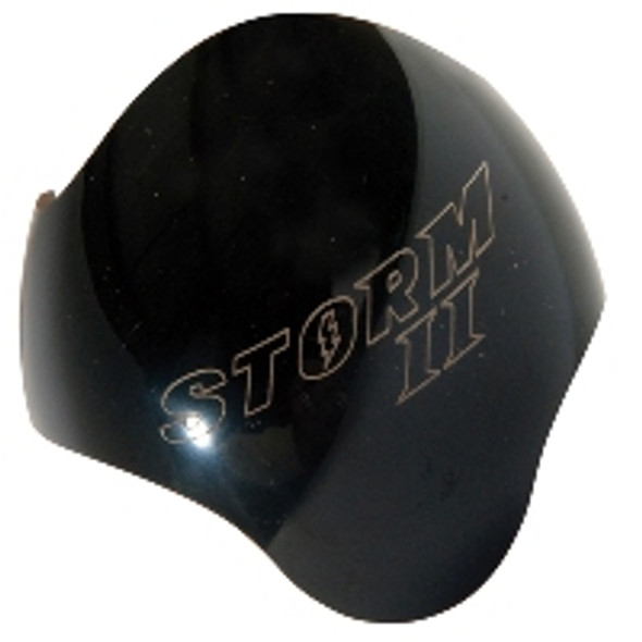 Wahl Front Dark Grey Cover for Storm II Model