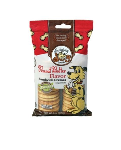 Exclusively Dog Sandwich Creams 8 oz