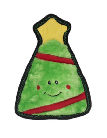 Zippy Paws No Stuffing Holiday Z-Stitch Toy Christmas Tree