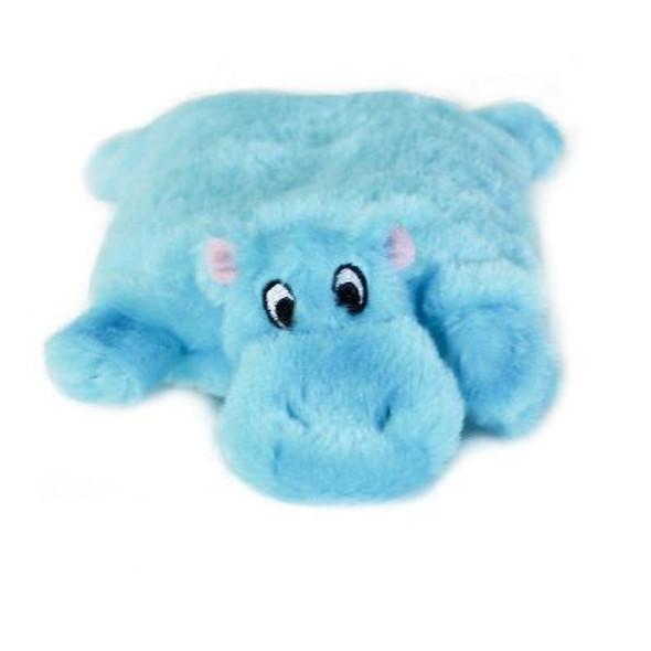 Zippy Paws Squeakie Pad Hippo