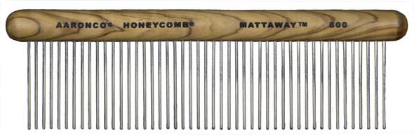 """Aaronco Honeycomb 7"""" Mattaway Medium Dematter"""