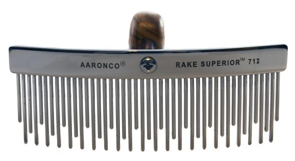 Rake Superior Staggerd Shedder