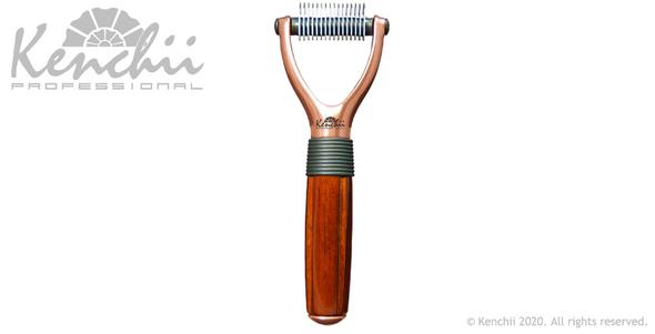 Kenchii Luxury 16-Teeth Pet Rake